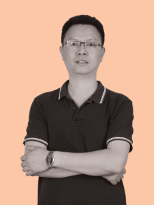 Bruce Fu, Quality Manager of DeepGreen