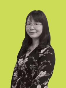 Lillian Wei, Sourcing & Production Development Manager of DeepGreen